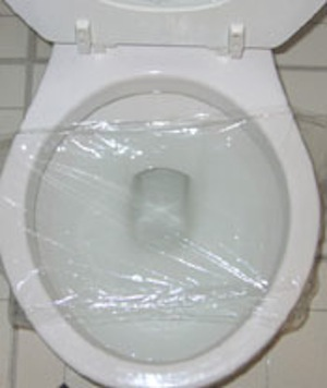 Image-of-plastic-wrap-over-a-toilet-prank