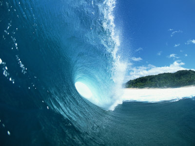 Huge-Wave-Crashing-Over-Near-Shoreline-Posters