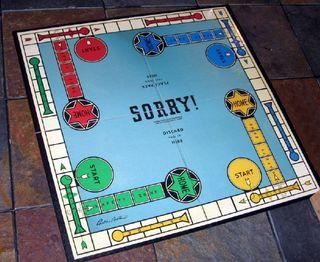 Sorry-Board-Game